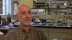 Video ««Ich habe das lange unterschätzt»: Chemiker Konrad Grob vom Kantonslabor Zürich. SRF» abspielen