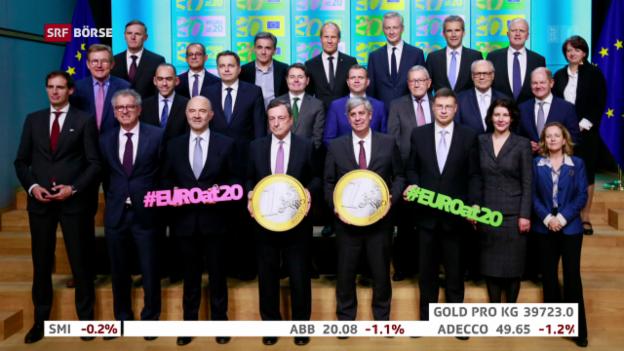Video «SRF Börse vom 04.12.2018» abspielen
