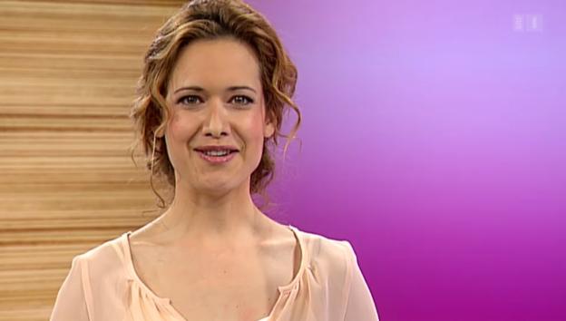 Video «glanz und gloria vom 09.04.2014» abspielen