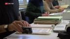 Video «Rätsel um P26-Akten» abspielen