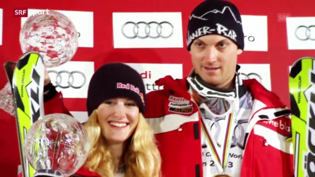 Video «Die Schweizer Dominanz im Skicross» abspielen
