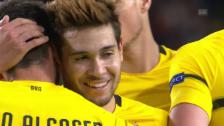 Link öffnet eine Lightbox. Video Dortmund sichert sich den Gruppensieg abspielen
