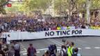 Video «Demonstration gegen Terror und Gewalt» abspielen