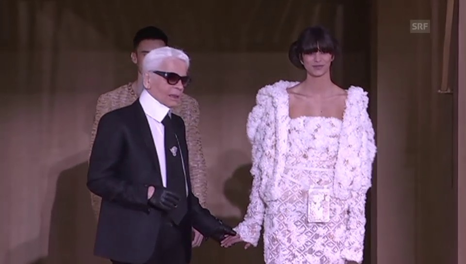 Chanel-Couture in Paris