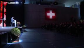 Video «Wieder mehr Erfolg im Schweizer Sport gewünscht» abspielen