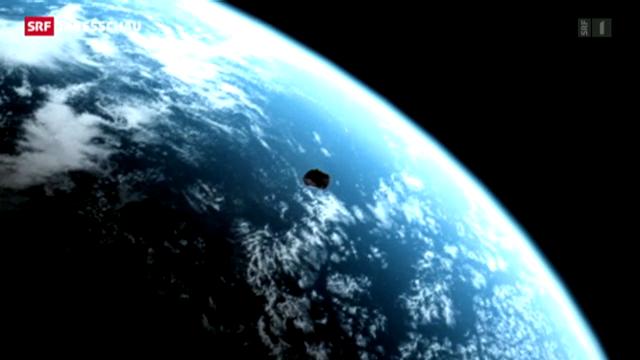 Was genau sind eigentlich Meteoriten?