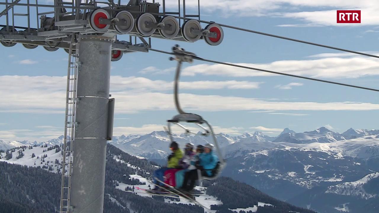 Ultim di da skis a Breil