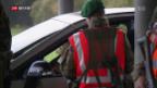 Video «Soldaten an der Schweizer Grenze» abspielen