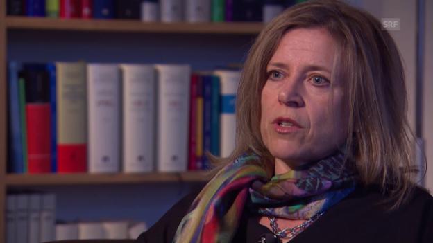 Video «Nathalie Voser über Kosten und Asien» abspielen