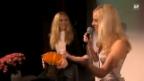 Video «Golden Glory: Fiona Hefti nimmt den Preis entgegen» abspielen