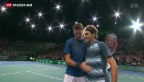Video «Federer in Paris weiter» abspielen