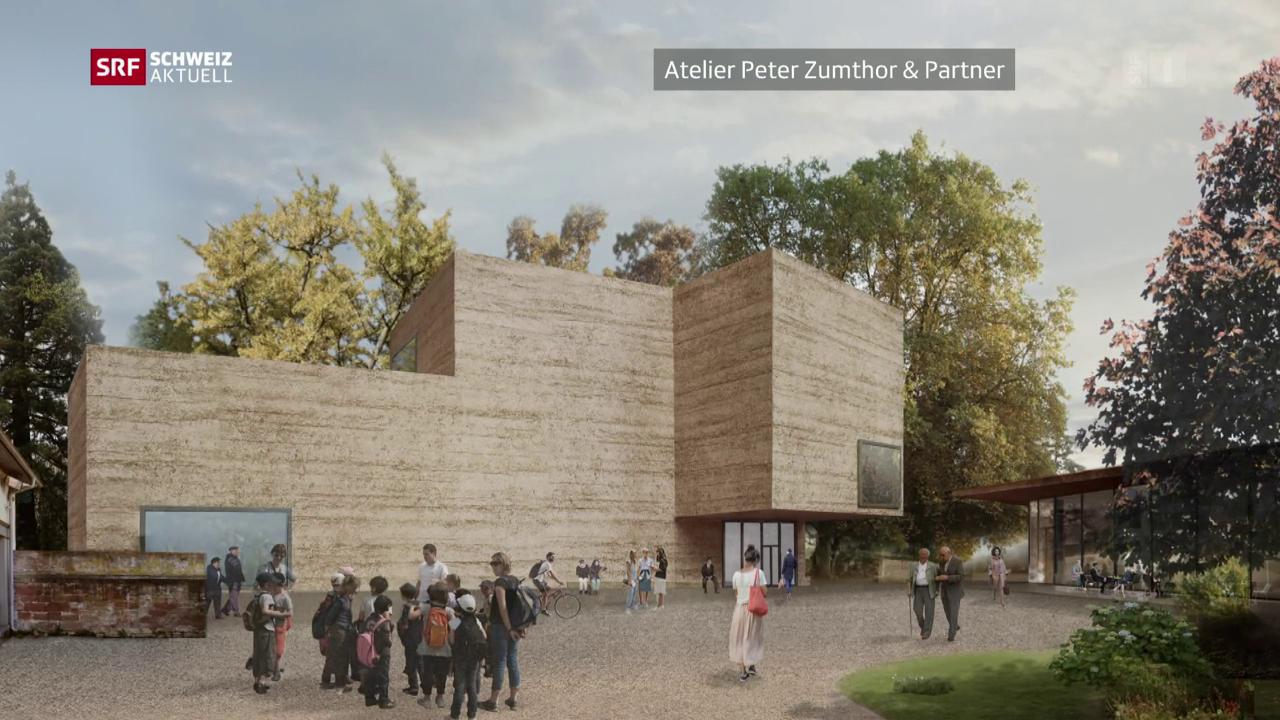 Fondation Beyeler baut aus