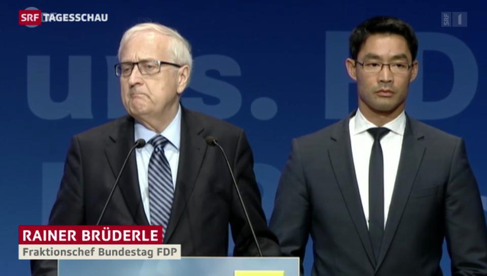FDP mit «schlechtestem Ergebnis»