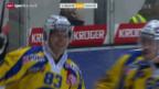 Video «Eishockey: NLA, Lugano - Davos» abspielen