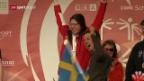 Video «Ammann zu Besuch an den Special Olympics» abspielen