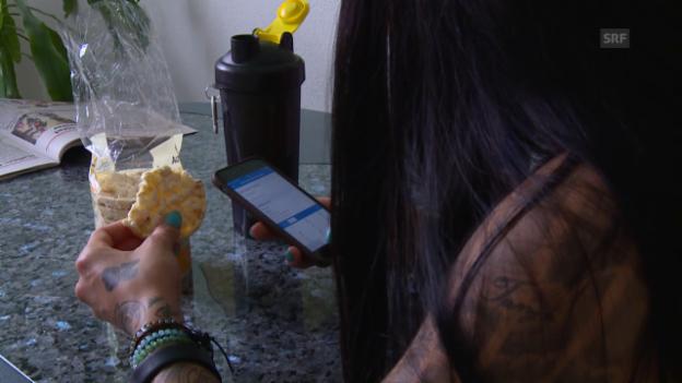 Video «Jenny berechnet Kalorien.» abspielen