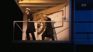Video «Die Titanic sticht im Tessin erfolgreich in See» abspielen