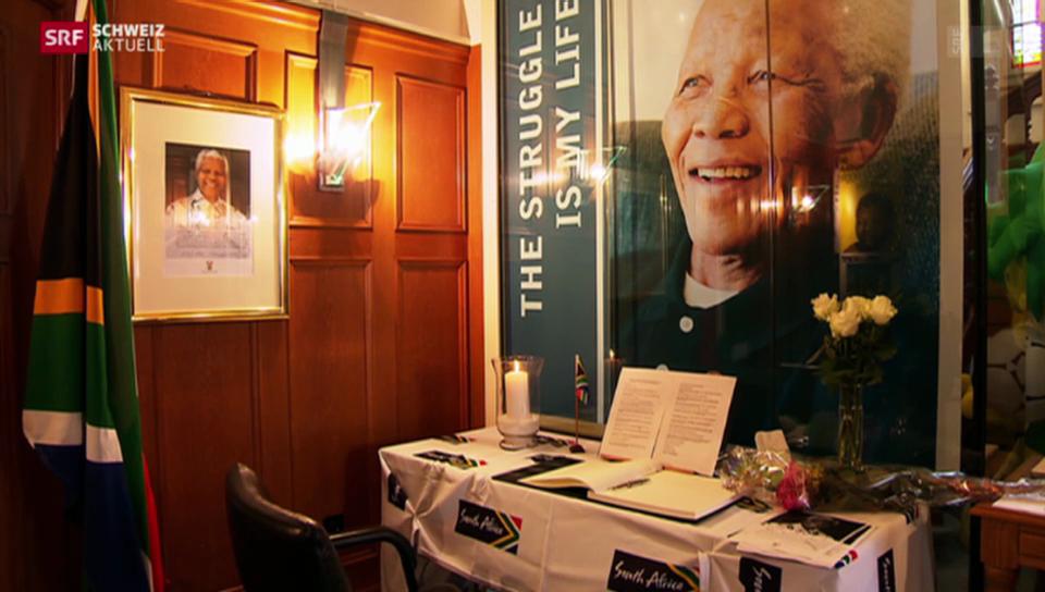 Erinnerungen an Nelson Mandela