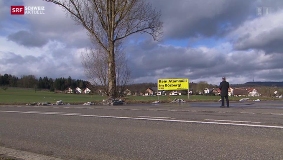 Endlager: Nagra setzt auf Aargau und Zürcher Weinland