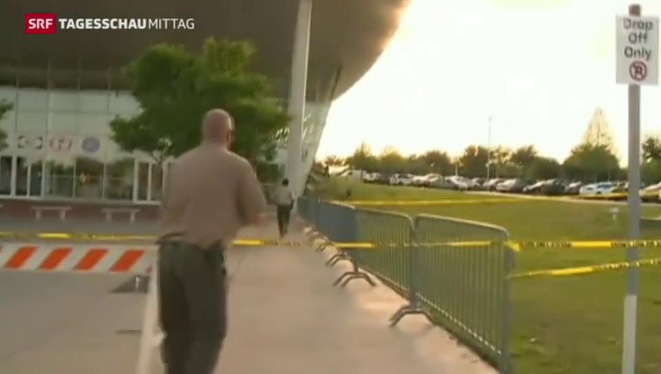 Anschlag in Texas