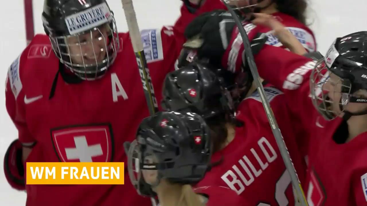 Dank Schweizer Sieg kommt es zur «Belle»