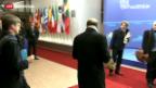 Video «EU-Finanzminister entscheiden über Rettungsplan» abspielen