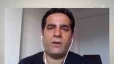 Video «Hossein zur Lage in Umeda» abspielen
