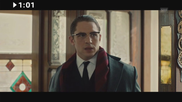 Video «Im Kino: «Legend»» abspielen