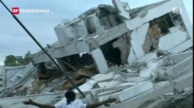 Video «Erdbeben in Haiti» abspielen