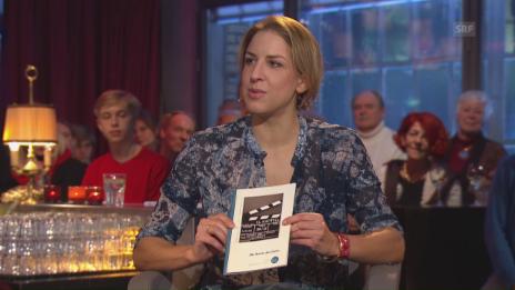 Video «Literaturclub plus: Bücher loswerden» abspielen