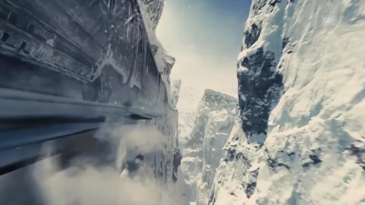 Trailer von «Snowpiercer»