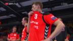 Video «Kadetten gegen Flensburg nicht belohnt» abspielen