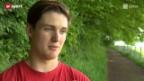 Video «Gelobtes Eishockeyland – warum Schweizer Junioren nach Schweden auswandern» abspielen