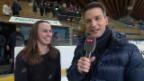 Video «Hingis glücklich über Mountfield-Sieg» abspielen