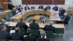 Video «Was bringen Anhörungen wie im Fall UBS?» abspielen