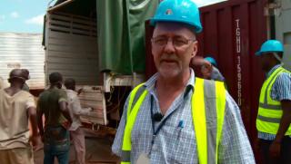 Video «Basler Transporteure auf Afrikas unsicheren Strassen» abspielen