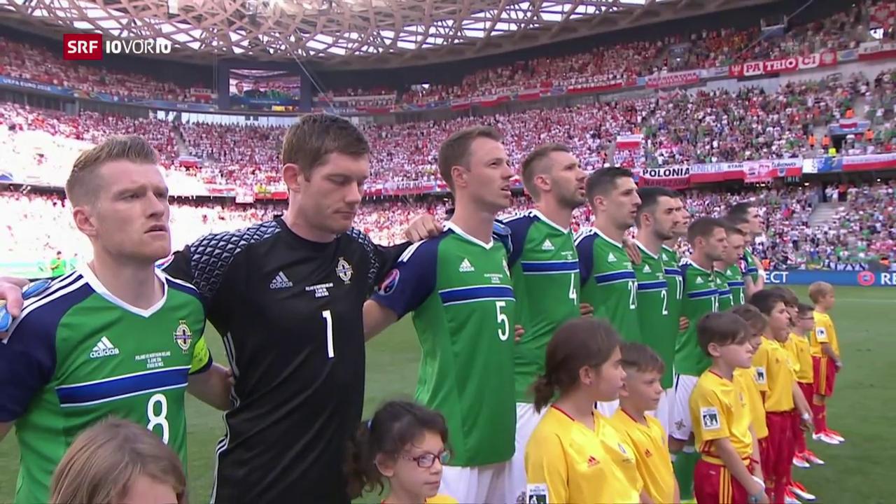Einigkeit im Fussball: In Irland mehr Wunsch als Realität