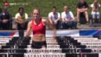 Video «Leichtathletik: Porträt Lisa Urech» abspielen