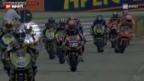 Video «Moto2: GP in San Marino» abspielen