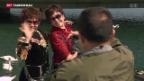 Video «Asiatische Touristen strömen in die Schweiz» abspielen