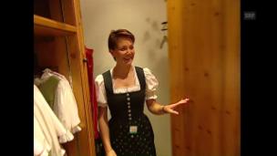 Video «Leiden und jubeln mit Sonja Nef» abspielen