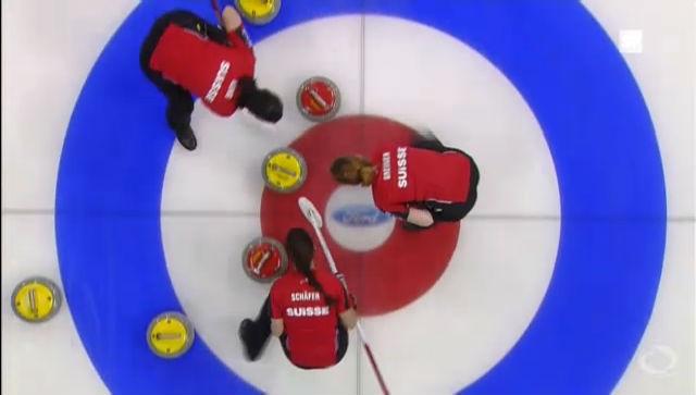 WM-Final Curling: Der entscheidende letzte Stein