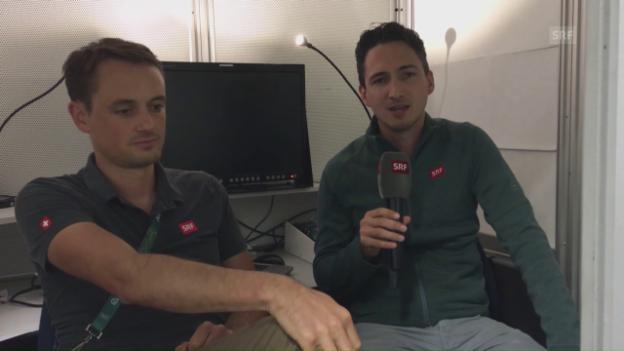 Video «Behauptung 5: Die brasilianischen Fans benehmen sich fair» abspielen