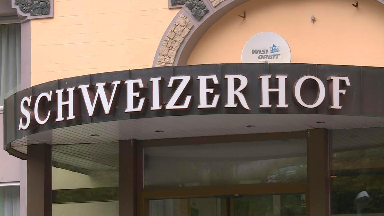 Il Schweizerhof a Vulpera resta in hotel