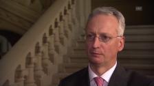 Video «Stefan Wolter über die Kosten von Studienwechseln» abspielen