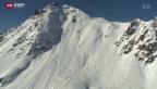 Video «Lawine im Skigebiet» abspielen