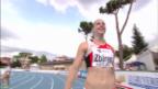 Video «LA: Gold von Noemi Zbären über 100 m Hürden» abspielen