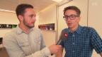 Video ««Mint» schickt zwei Jungjournalisten ans Swiss Economic Forum» abspielen
