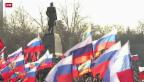 Video «Separatistische Tendenzen in der Ukraine» abspielen