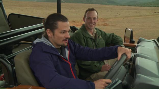 Video «Pätagei in Südafrika - Ranger» abspielen
